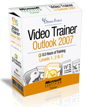 Outlook 2007 Training Videos Level 1 - Download
