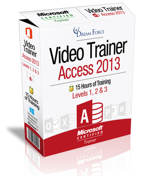 Access 2013 Training Videos Level 1 - Download