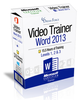 Word 2013 Training Videos Level 2 - Download