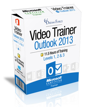 Outlook 2013 Training Videos