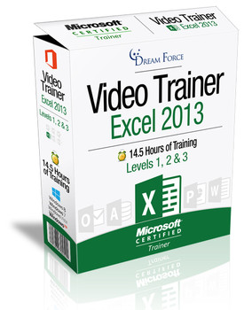 Excel 2013 Training Videos Level 3 - Download