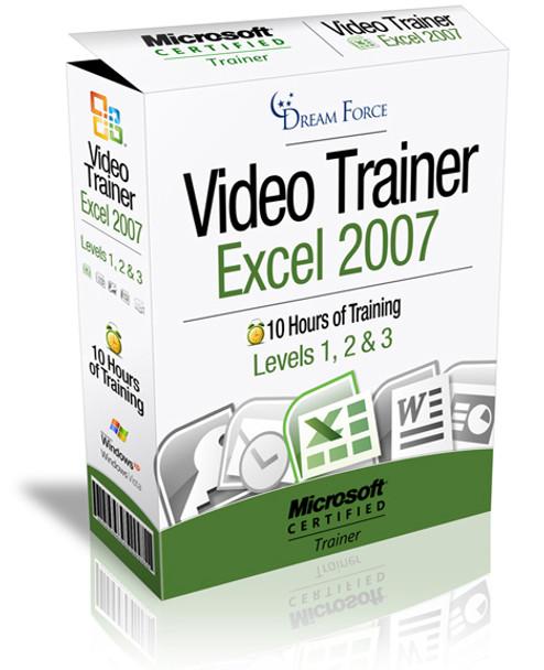 Excel 2007 Training Videos