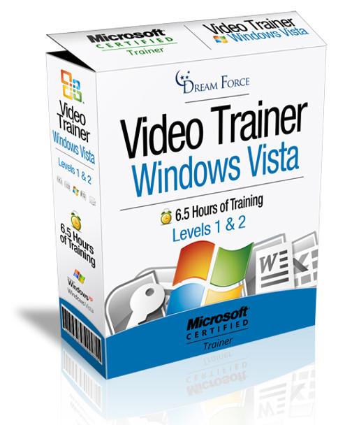 Windows Vista Training Videos Level 1 - Download