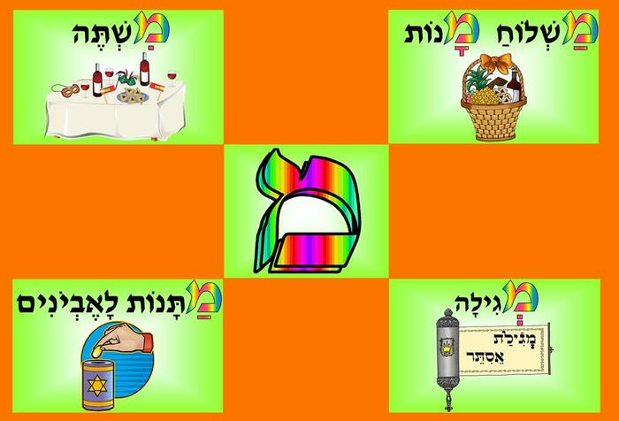 Four Mitzvot