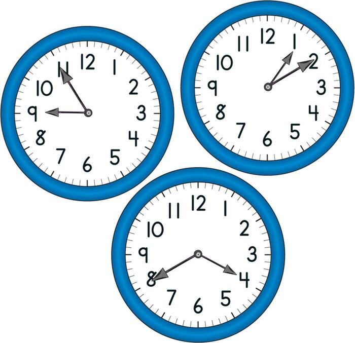 Mah HaShaah (What's the Time?)