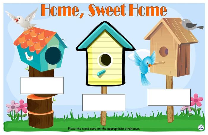 Home Sweet Home, A Shoresh Game