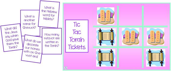 Tic-Tac-Torah