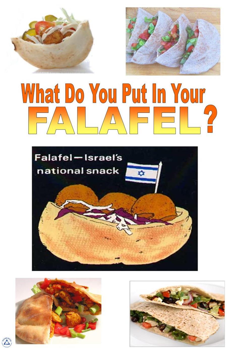 My Falafel Game