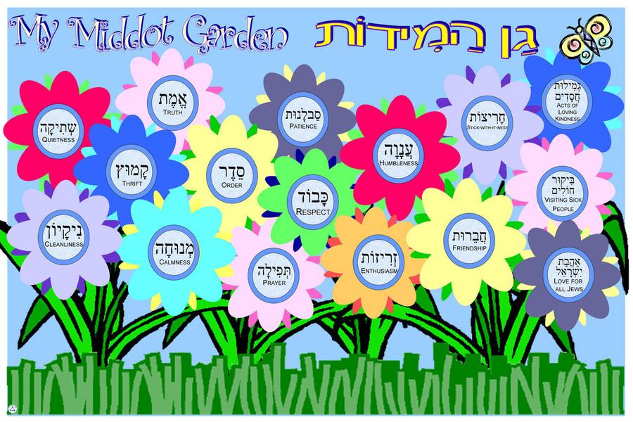 My Middot Garden