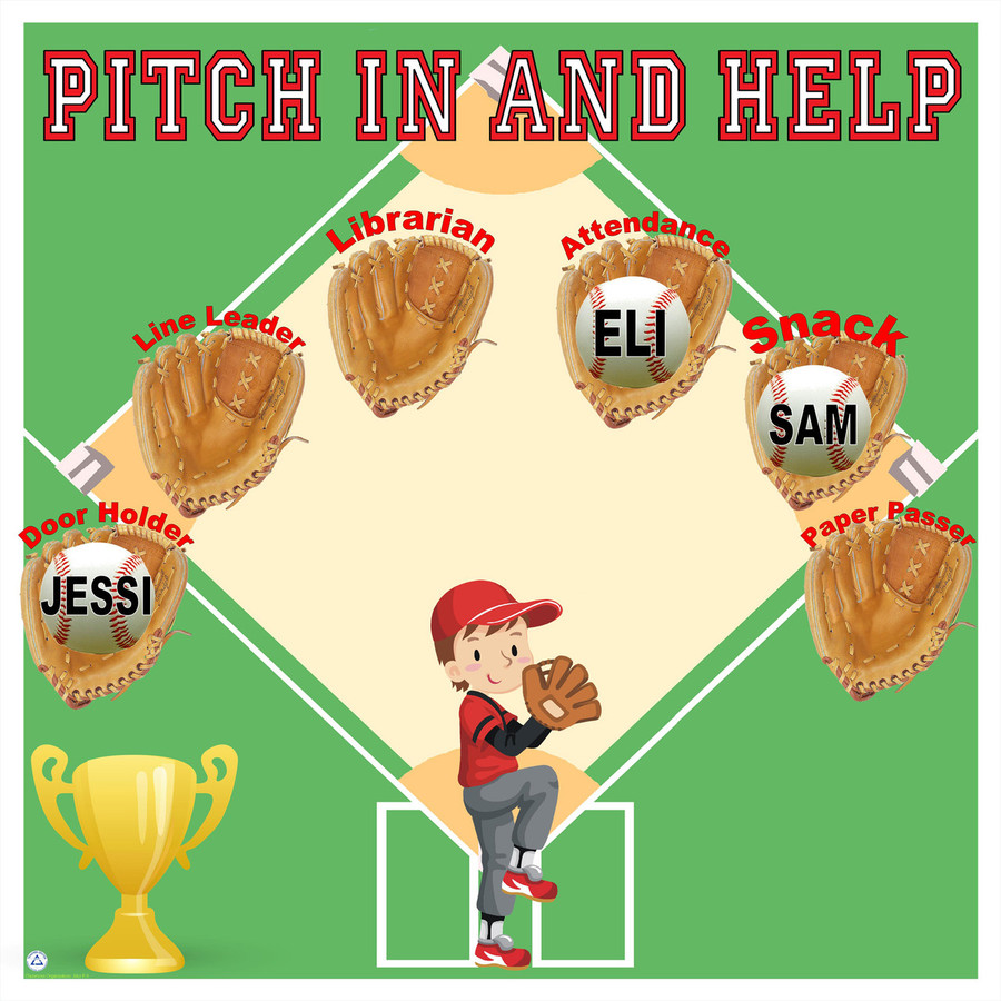 Pitch In and Help