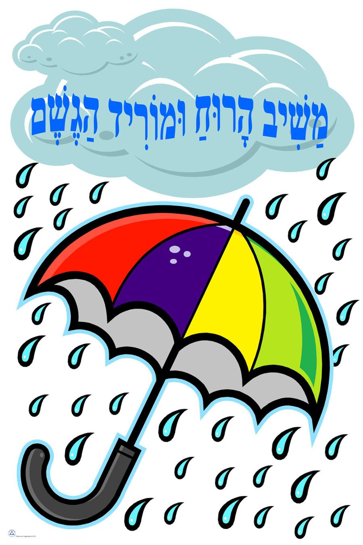 Cheshvan, Mashiv HaRuach Poster