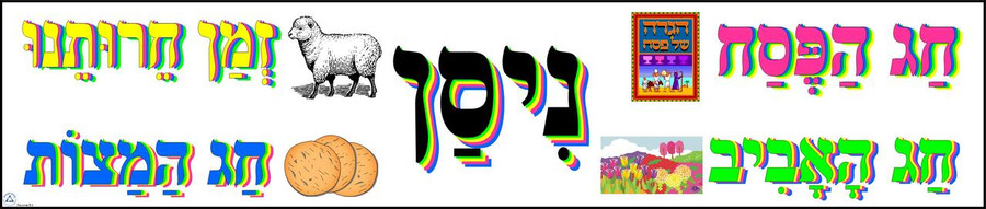 Nisan/4 Names of Pesach