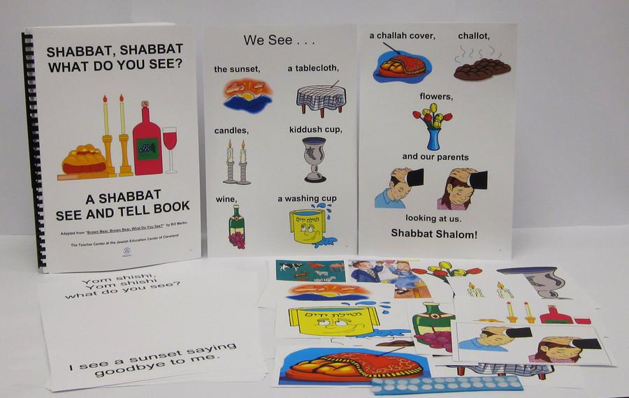 Shabbat, Shabbat, What Do You See?