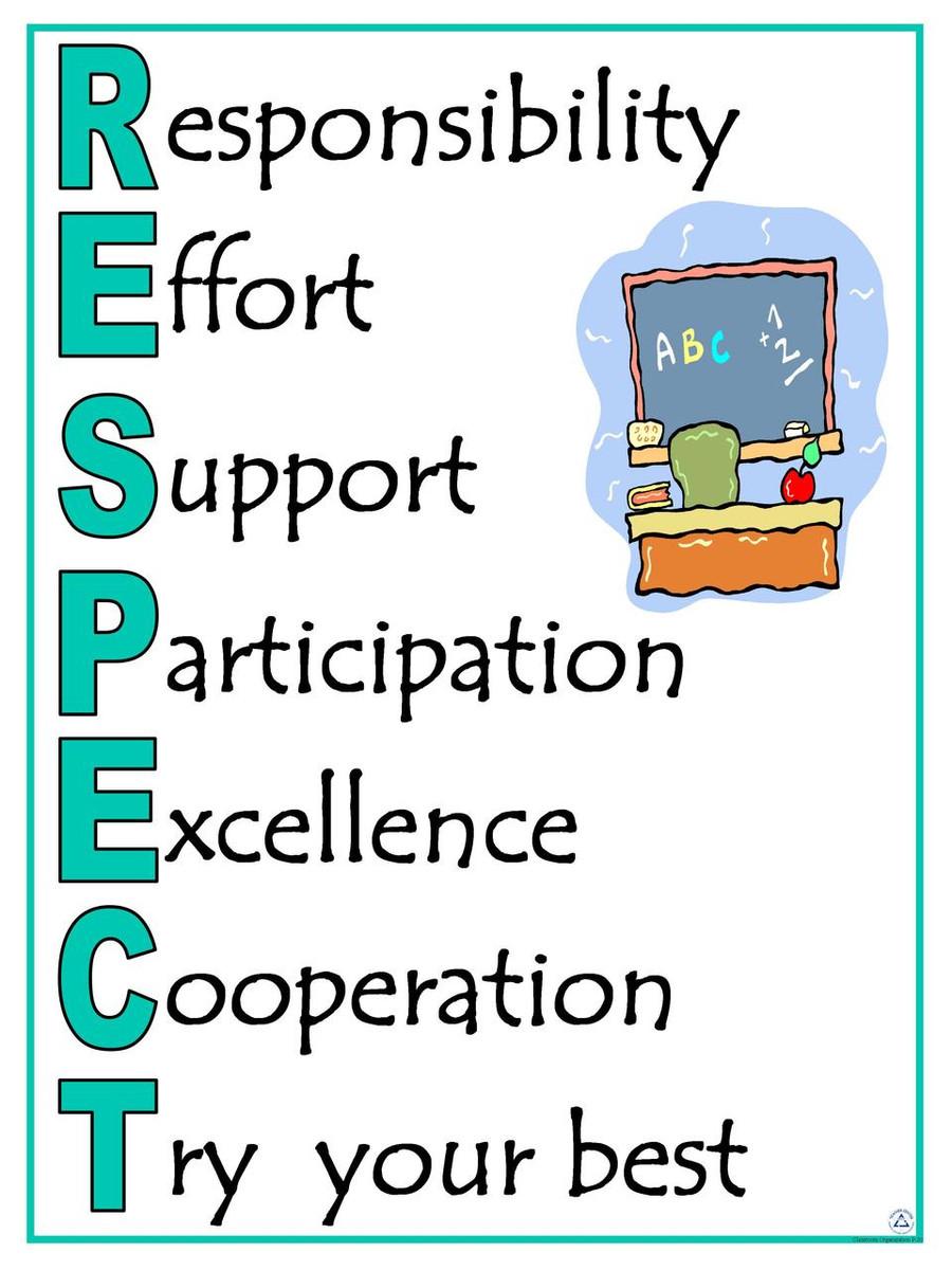 R.E.S.P.E.C.T. Poster