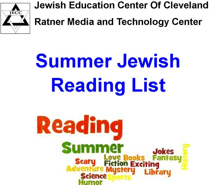 Summer Reading for Jewish Kids