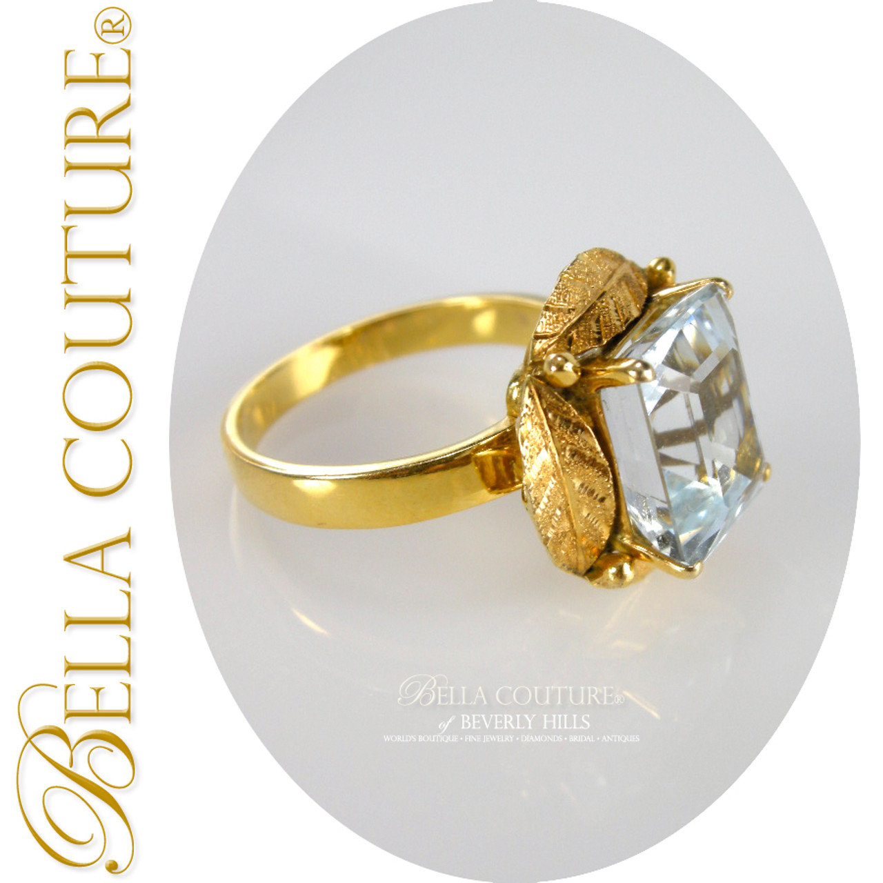 VINTAGE JEWELRY VINTAGE Gold Jewelry BELLA COUTURE
