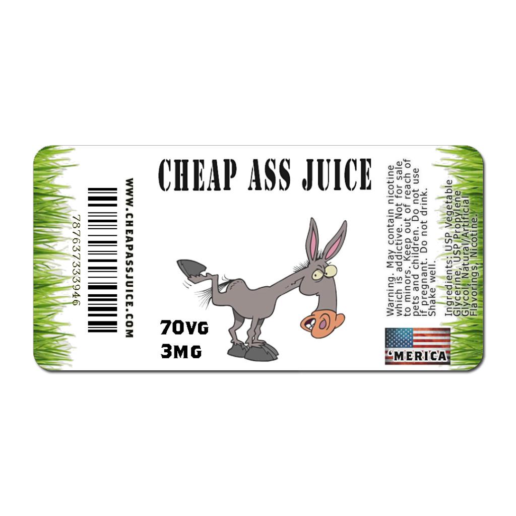 555 Tobacco - Cheap Ass Juice