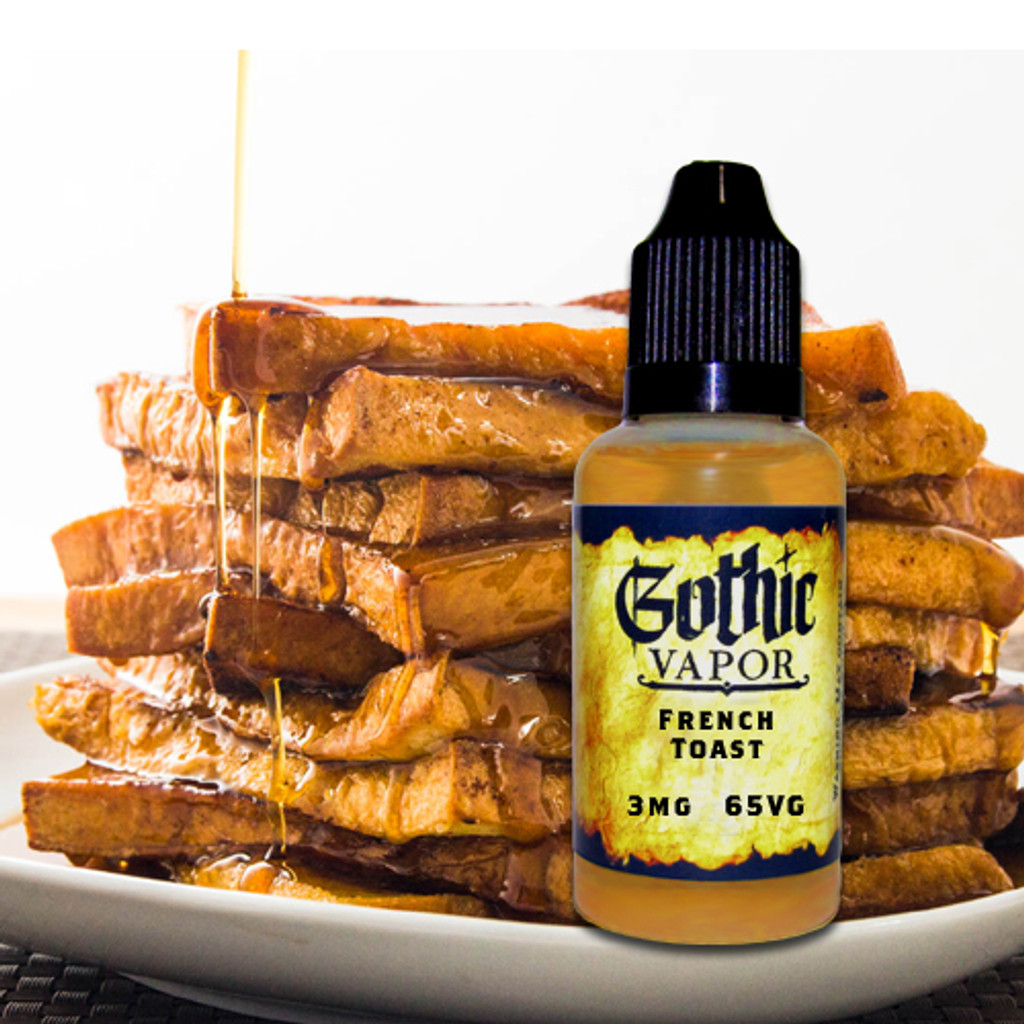 french toast eliquid