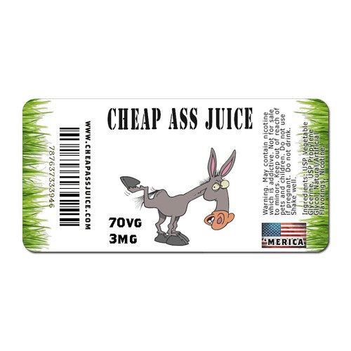 555 Tobacco - Cheap Ass Juice