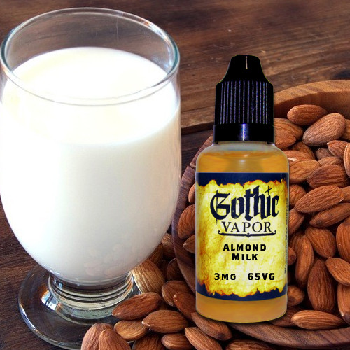 almond milk eliquid