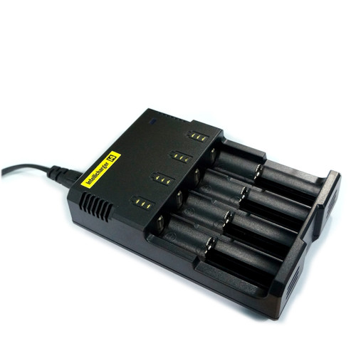 NiteCore Battery Charger - 4 bay Intellicharger