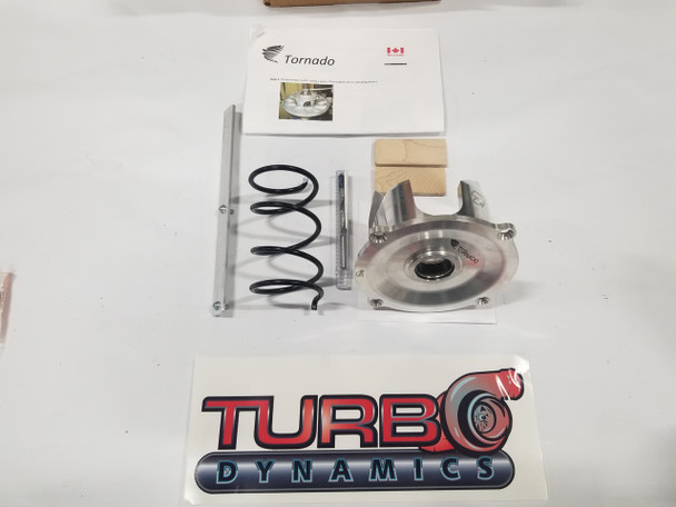 2017-2018 Thundercat/ZR 9000 Tornado Torsion conversion Secondary only