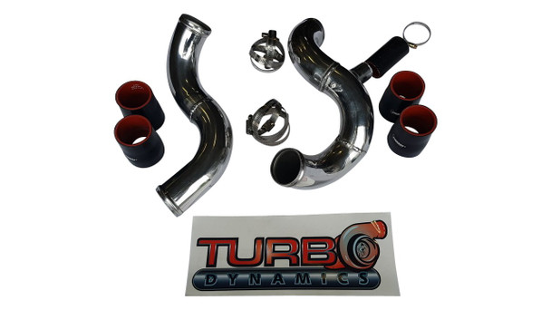 TD high flow intercooler tubes sidewinder zr9000 Thundercat