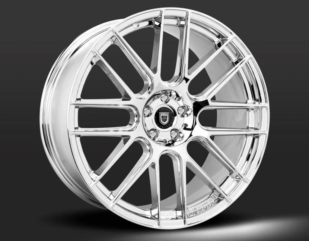 """22"""" Lexani CSS-8 Alloy Wheels"""