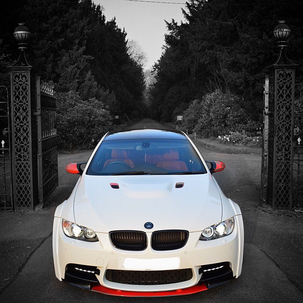 BMW E92 M3 Wide Arch Body Kit Conversion
