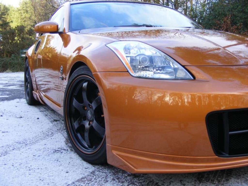 Nissan 350Z Body Kit Nismo