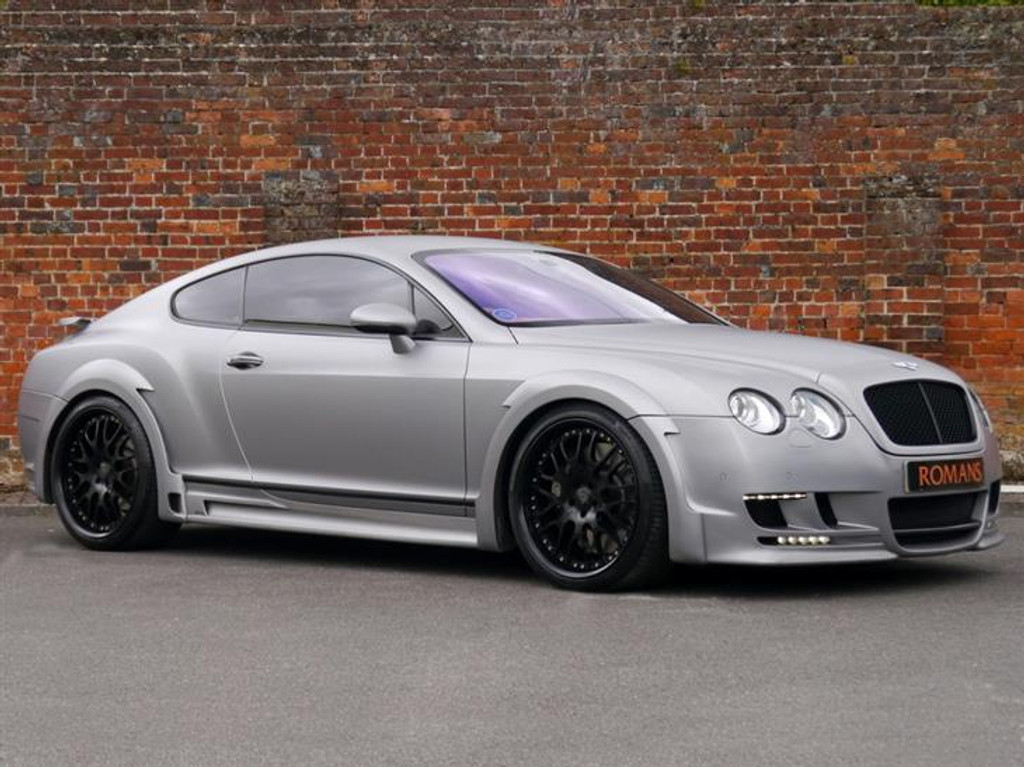 Bentley Continental Gt Gtc Speed Force Body Kit 2003 2009