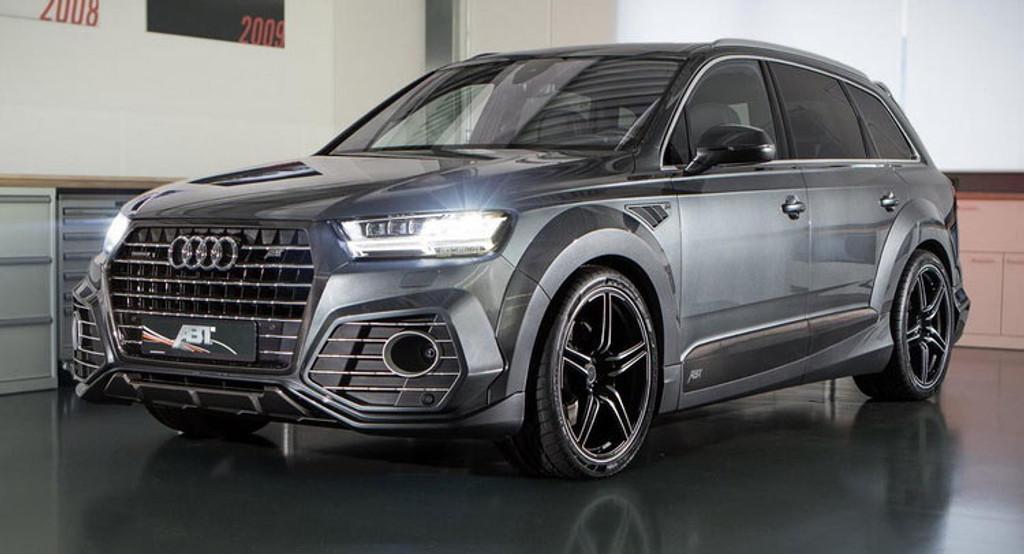 Audi SQ7 2016> ABT Wide Kit - Meduza Design Ltd