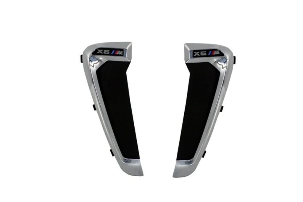 BMW X6 F16 X6M Design Pack Style Body Kit