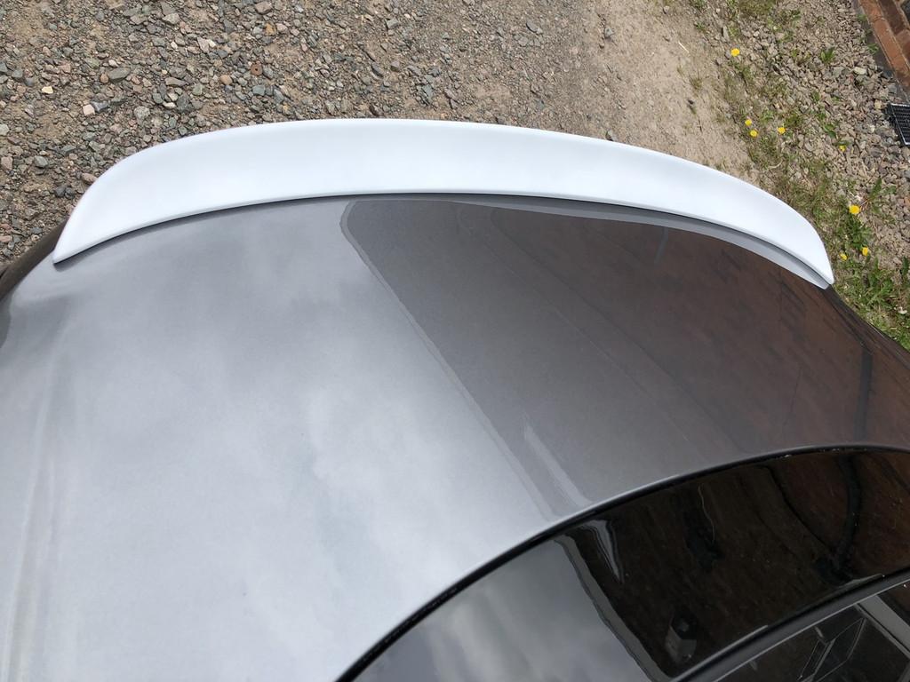 Bentley Continental GT Meduza RS Boot Lip Spoiler