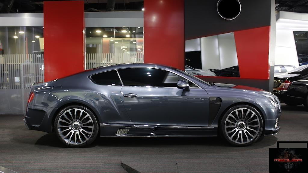 Bentley Continental GT/GTC M Style Body Kit