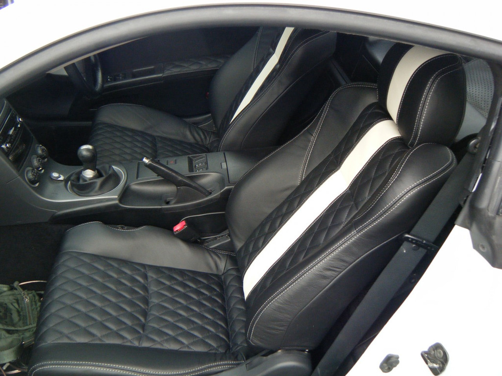 Nissan 350Z Leather Re-Trim
