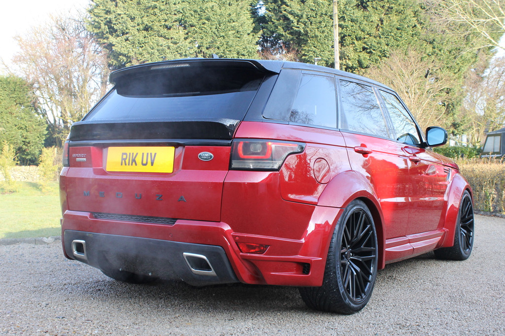 Range Rover Sport Autobiography Dynamic Firenze Red 2015 Meduza RS-700