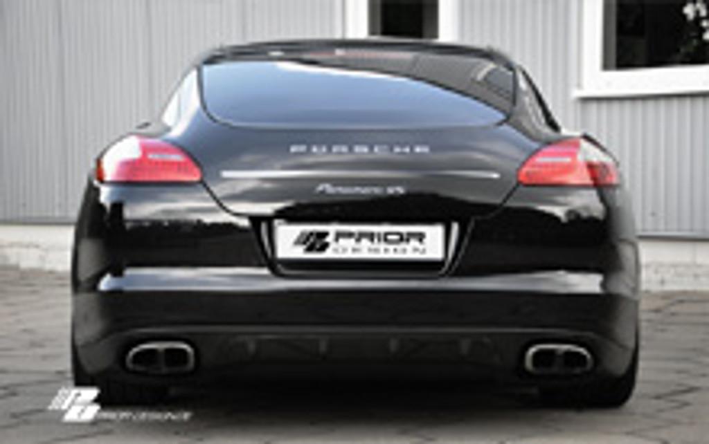 Porsche Panamera Prior Design Aerodynamic Bodykit