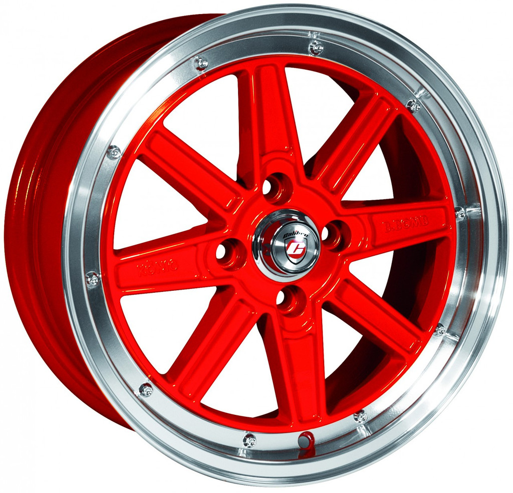 "15"" Calibre Bomb Alloy Wheels"