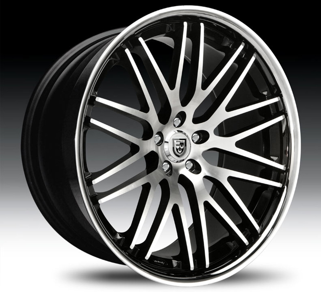 """22"""" Lexani CVX-44 Alloy Wheels"""