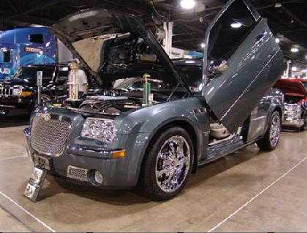 Chrysler 300C LSD Door Conversion Kit