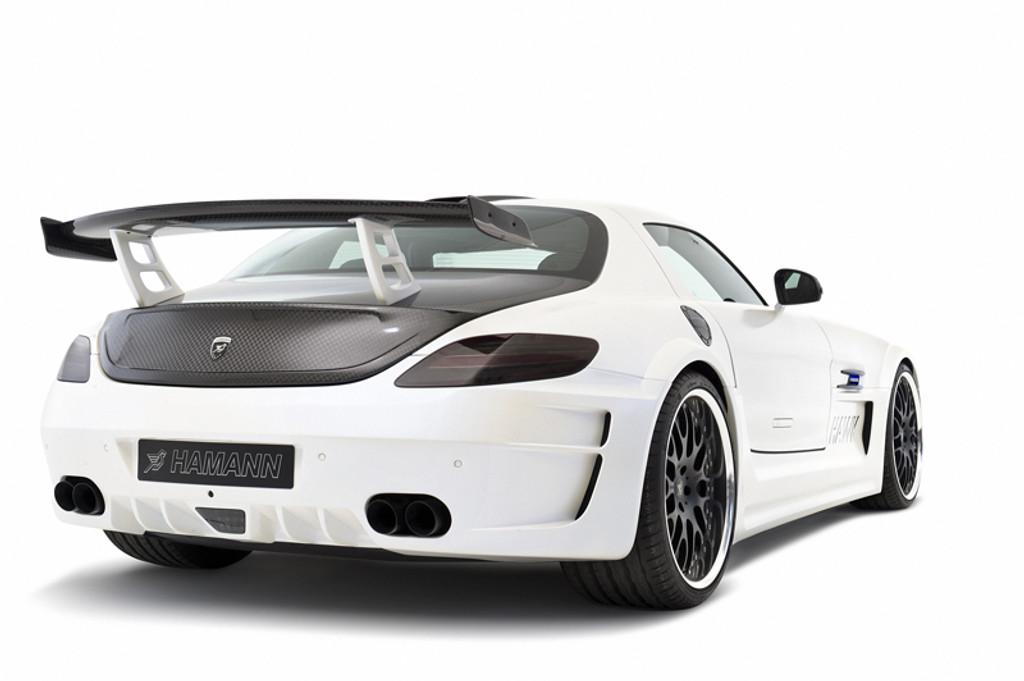Mercedes SLS C197 Hamann Aerodynamic Styling Body Kit
