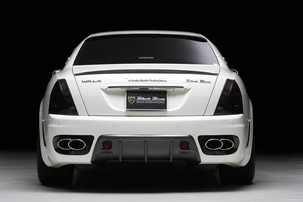 Maserati Quattroporte Sports Line Black Bison Edition Body Kit