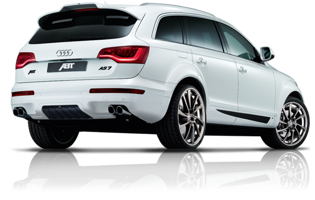 audi q7 abt aerodynamic body kit 4l9 06 09 onwards meduza design ltd. Black Bedroom Furniture Sets. Home Design Ideas