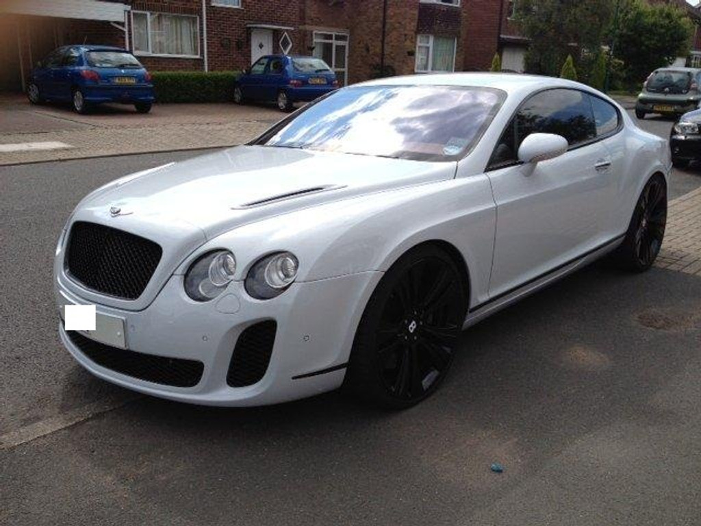 Bentley gt supersport body kit conversion 2012 spec meduza bentley gt supersport conversion voltagebd Image collections