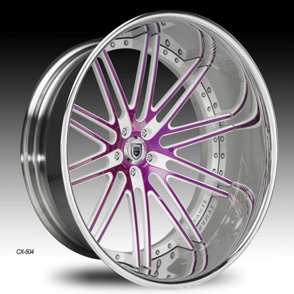 """Asanti Alloy Wheels CX-504 20""""-24"""""""