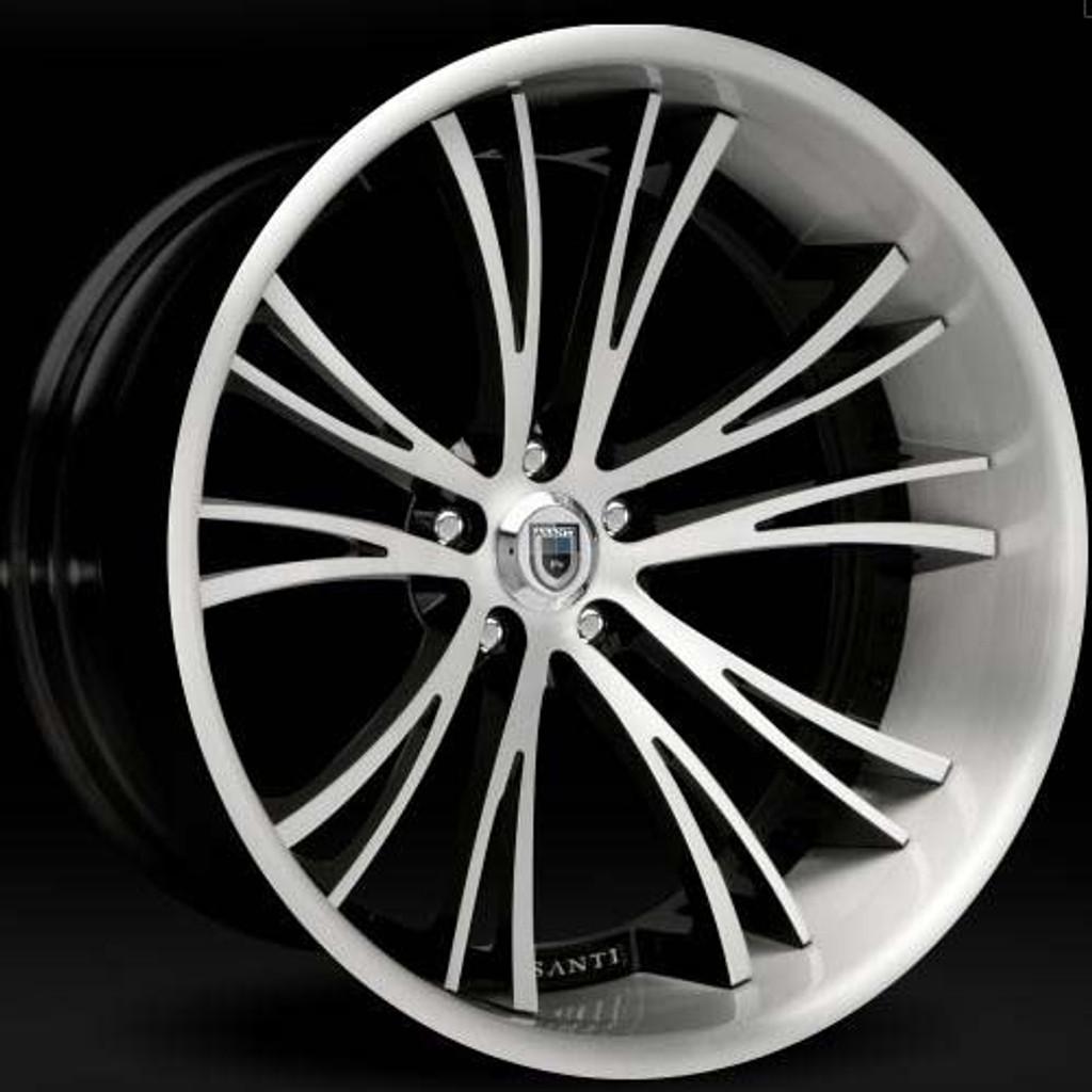 "Copy of Asanti Alloy Wheels CX-502 20""-24"""
