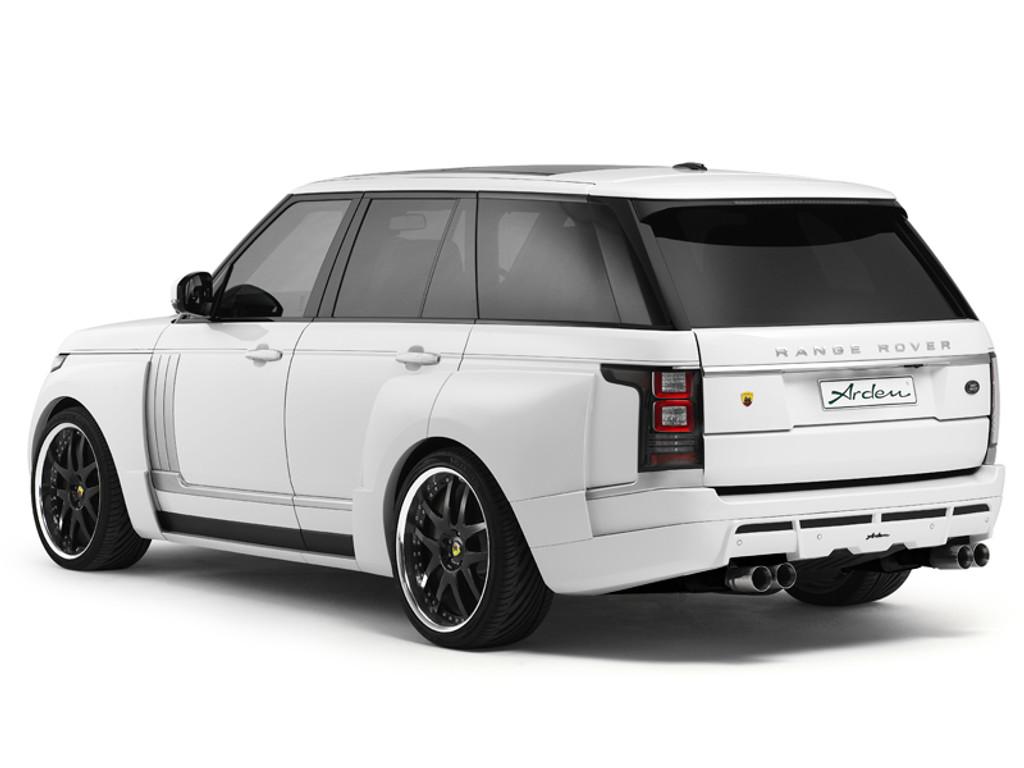 Range Rover Vogue 2013 Arden AR9 Wide Body Kit