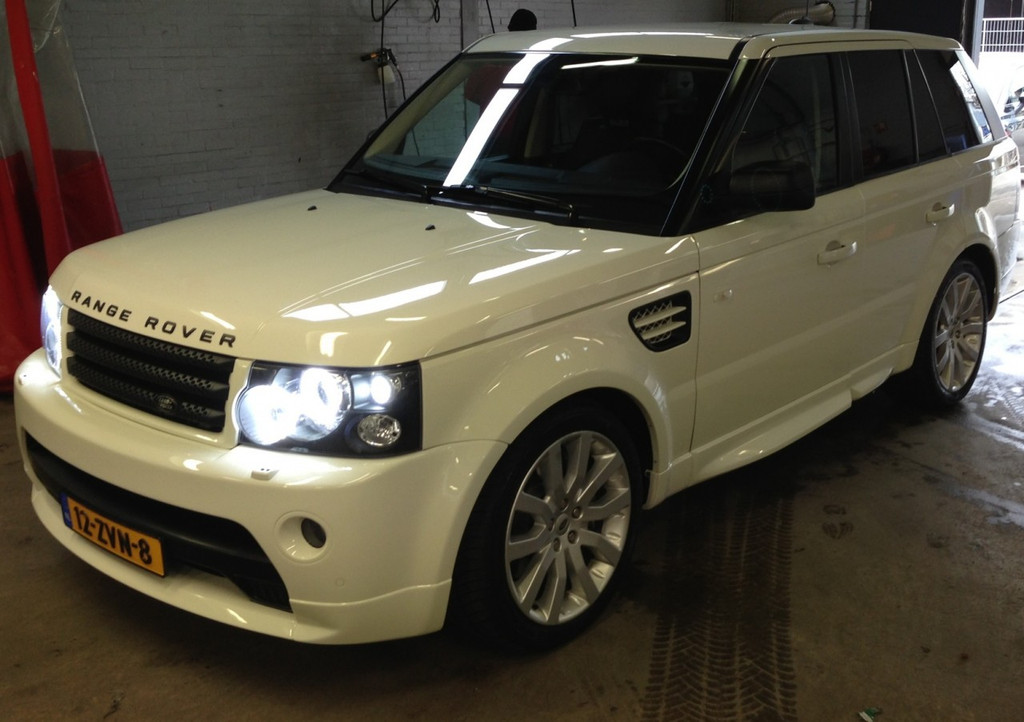 Range Rover Sport Autobiography Body kit