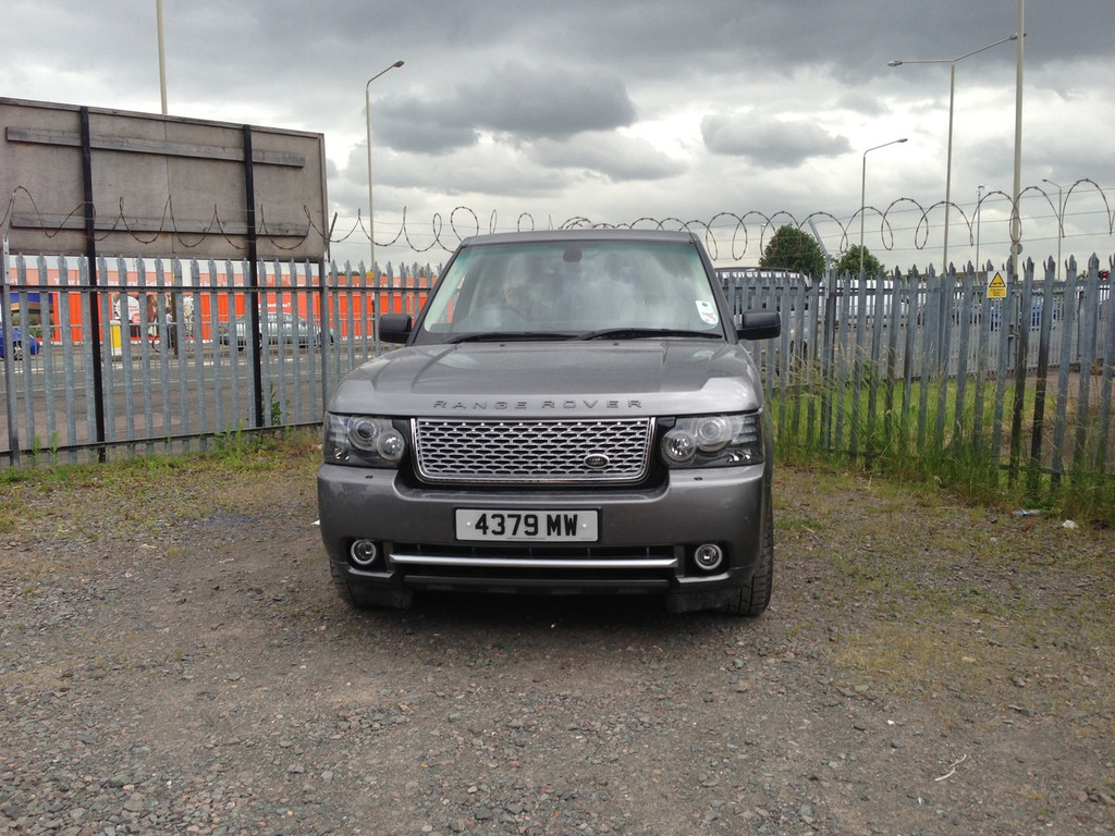 Range Rover Vogue L322 2012 Facelift Conversion